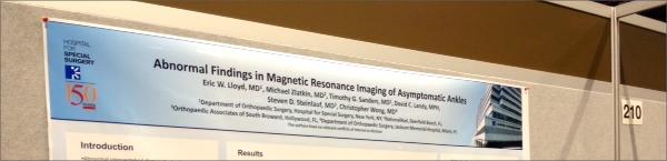 AAOS Scientific Poster